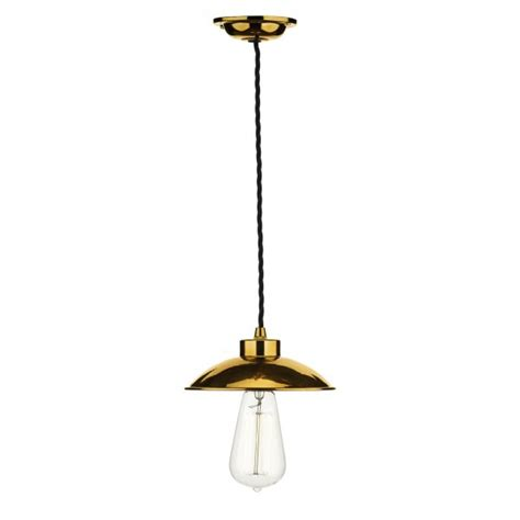 Industrial Ceiling Pendant Light In Copper Supported On Copper Ceiling Lights Uk