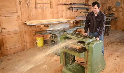 thickness planer  woodworking