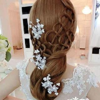 Faux Pearl Hair Clip Hair Pin 1pc flower faux pearl wedding hair pin headwear white hair