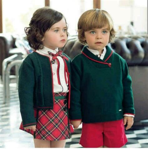 coordinating for siblings dainty traditional childrens wear at