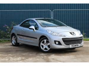 Peugeot 207 Coupe Used Peugeot 207 Coupe Cabriolet 1 6 Vti 120 Sport For