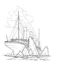 titanic coloring pages titanic coloring pages