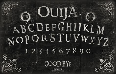 table de ouija comment utiliser une table ouija