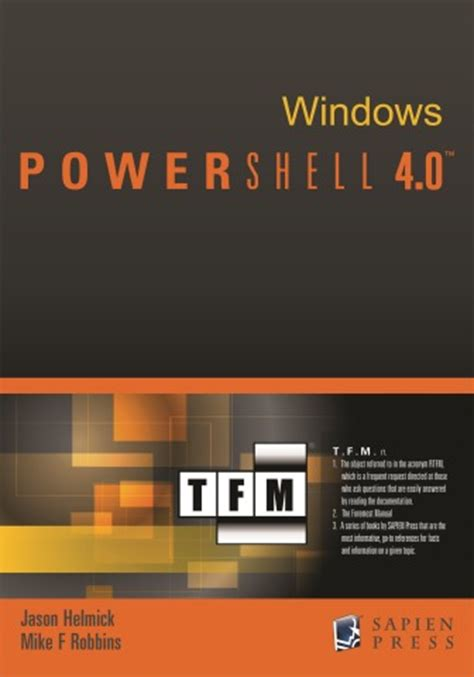 powershell your powershell and arduino guidebook books home 187 archive 187 announcing powershell 4 0 tfm