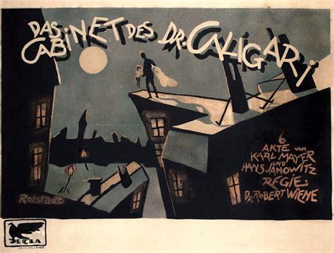 german expressionist flyer collick