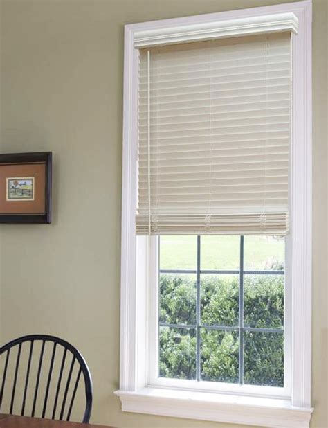 Crown Valance For Blinds Cordless 1 1 2 Quot Faux Wood Blinds Awardblinds