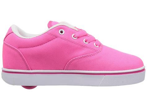 heelys launch kid big kid neon pink zappos free shipping both ways