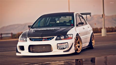 white mitsubishi evo wallpaper black and white mitsubishi lancer evolution wallpaper