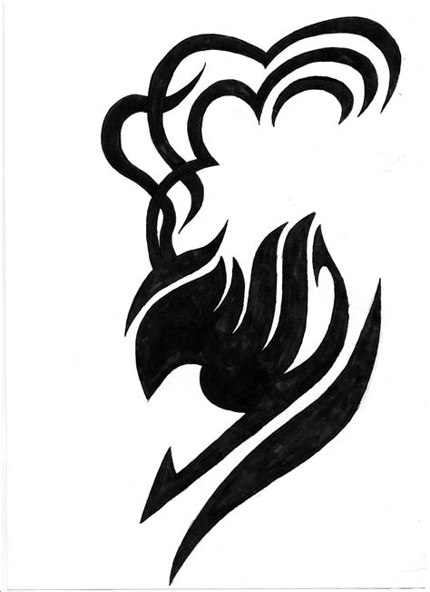 fairy tail tattoo designs 25 designs and ideas