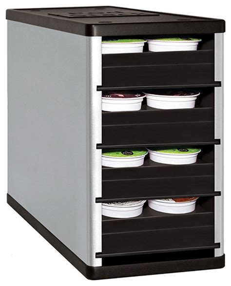 coffee stack keurig k cup holder pantry and cabinet