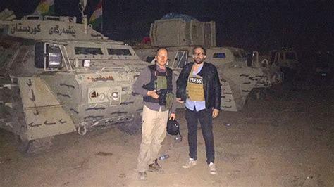 reporter decken auf kontakt bild reporter begleiten anti offensive im irak