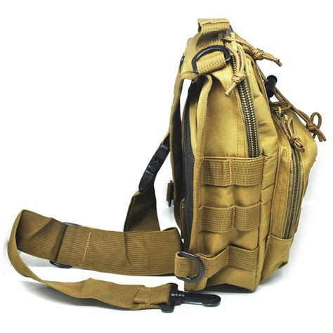 Outdoor Tas Slempang Army 007 tas selempang outdoor tactical duffel backpack