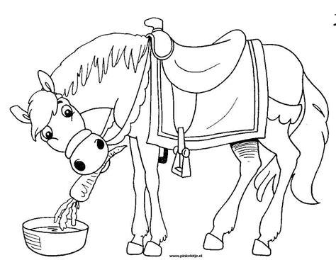 dibujos para colorear de caballos caballo de san nicolas dibujos para colorear pictures
