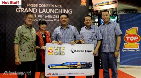 ace hardware indonesia adalah kerjasama top 1 oil dengan kawan lama retail hadirkan vip card