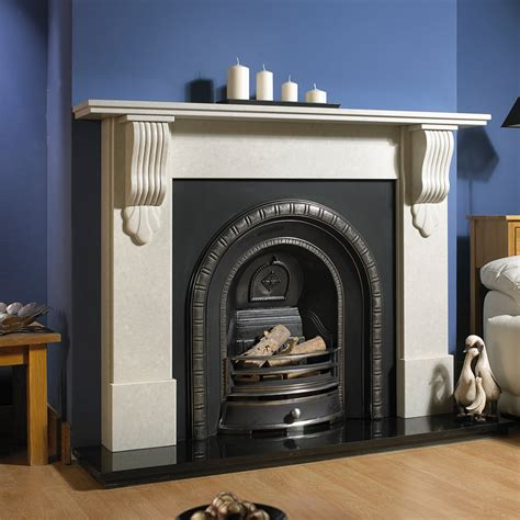 Fireplace Corbel by Acanthus Corbel Marble Surround 60 Quot Marble Fireplaces