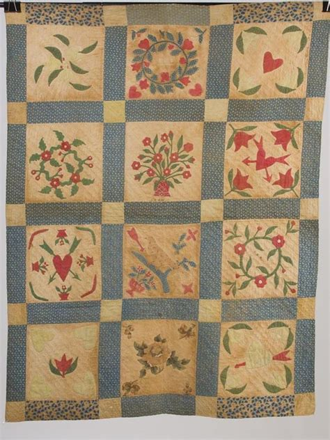 Antique Quilt Appraisers by Textile Time Travels Day 24