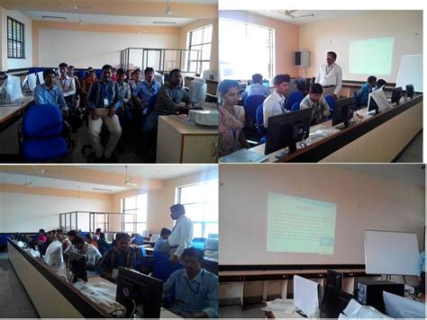 Mba Departments by Mba Department Activities K S School Of Engineering And