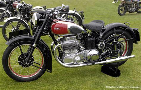 Kaos Classic Bikers Motor Klasik Triumph 6 Original Gildan motos viajes caf 233 ariel square four 1000cc 1950