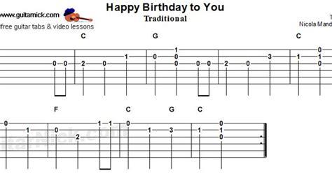 ukulele happy birthday ukulele chords happy birthday at happy birthday to you guitar tab guitar lessons