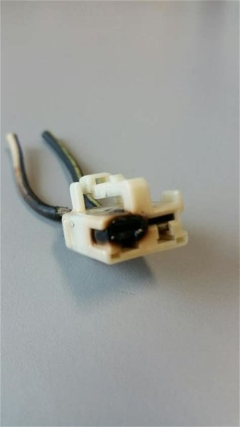 blower motor resistor connector burnt connector burnt from blower motor anyone had this issue tacoma world