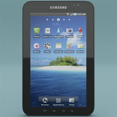 Samsung P1000 samsung galaxy tab p1000 3ds