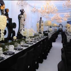 Chair Covers For Baby Shower How To Rock A Black Amp White Wedding In Jamaica Jamaica Weddings Blog