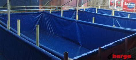Harga Kolam Terpal Terbaru daftar harga kolam terpal bentuk persegi panjang bulat