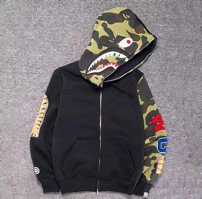 Jaket Hoodie Skate Supreme X Vlone Black Premium kenzo hoodie size l grey stitched back logo 163 82 50
