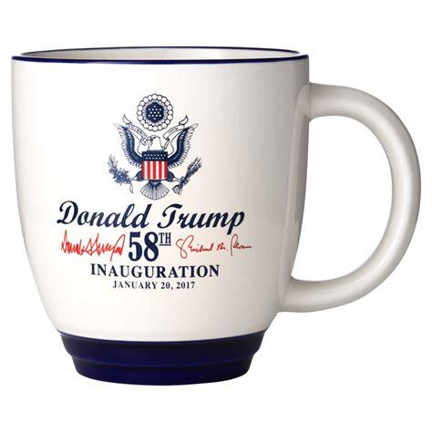 donald fathers day mug inauguration day commemorative coffee mug president