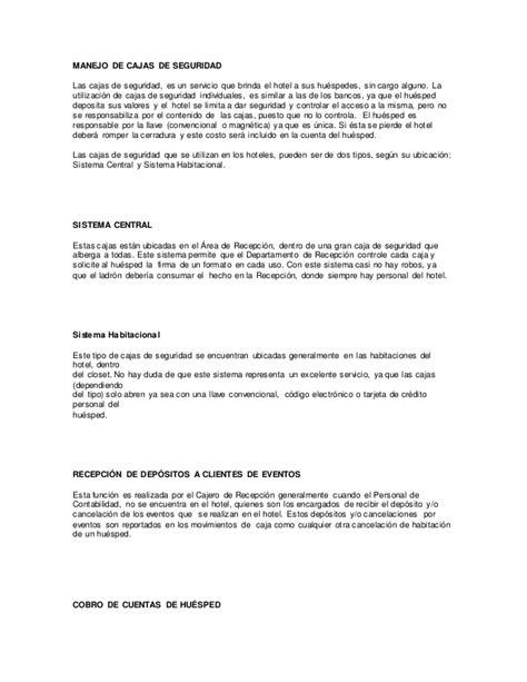 carta de cancelacion a un evento t 233 cnicas de caja y facturaci 243 n