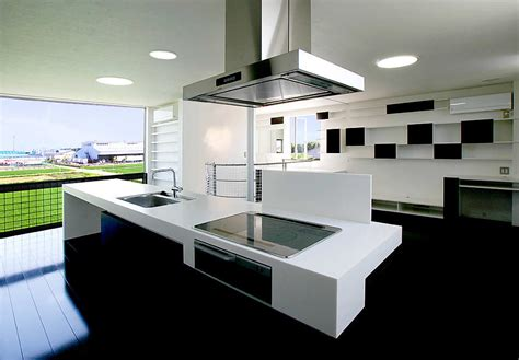 28 innovative small kitchen island designs 77 gallery of overlapping ears of rice studiogreenblue 14