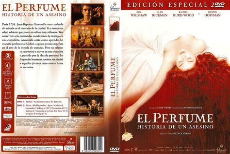 el perfume historia de car 225 tula caratula de el perfume historia de un asesino edicion especial caratulas com