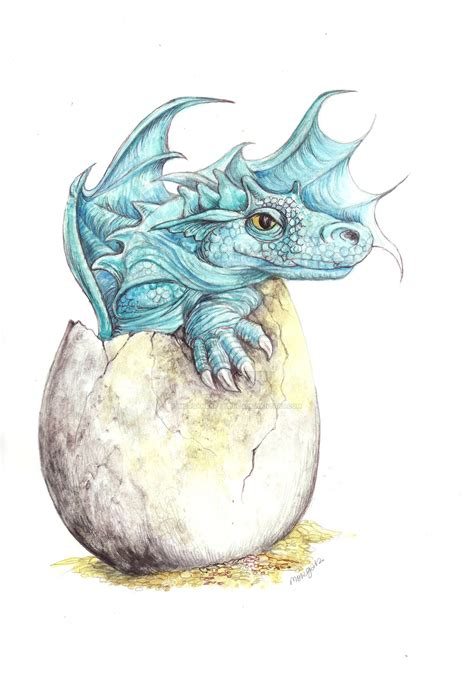 tattoo dragon egg silvertrace baby and egg by morgansartworld on deviantart