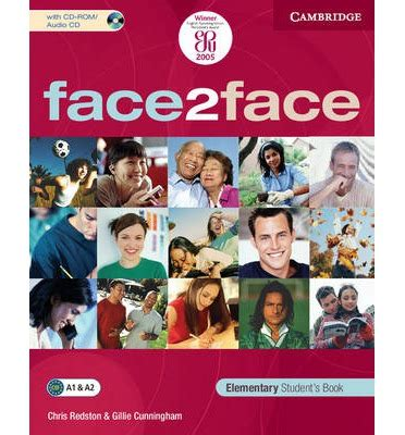Face2face face2face elementary second edition
