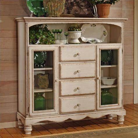 antique buffet cabinet hillsdale wilshire antique white buffet cabinet 4508 854