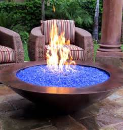 Fire Glass Pit backyard fire pit ideas and designs for your yard deck or