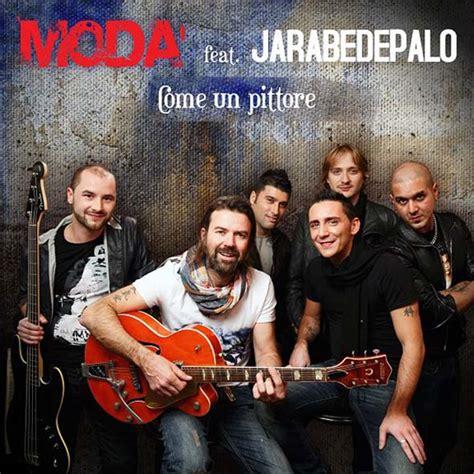 canzone mod tappeto di fragole mod 224 come un pittore nuovo singolo in radio con pau