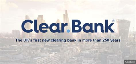 clearing bank clearbank is built from the ground up on microsoft platform