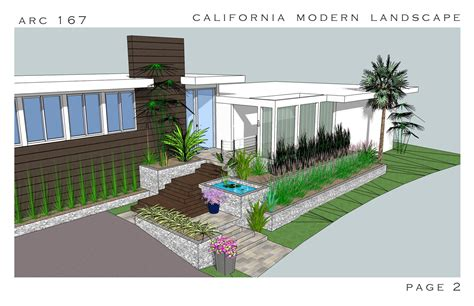 mid century modern front yard landscaping landscape design pix for gt modern front yard landscape design mid century
