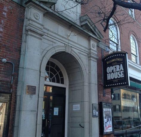 bellows falls opera house bellows falls opera house in bellows falls vt cinema treasures