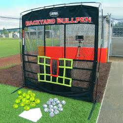 Best Backyard Batting Cage Jugs Sports Baseball And Softball Training Aids And