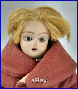 russian bisque doll vintage antique 11 5 russian bisque boy doll kammer