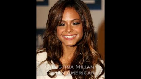 famous latina celebs famous african americans with hispanic latino roots youtube