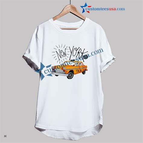 T Shirt New Exoluxion new york taxi quote t shirts unisex size s 3xl
