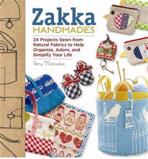 Zakka Handmade - zakka handmades book review and giveaway a spoonful of