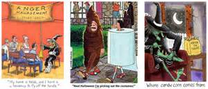 Let The Light Shine Through Halloween Humor Witches Trick Or Treat In Funny