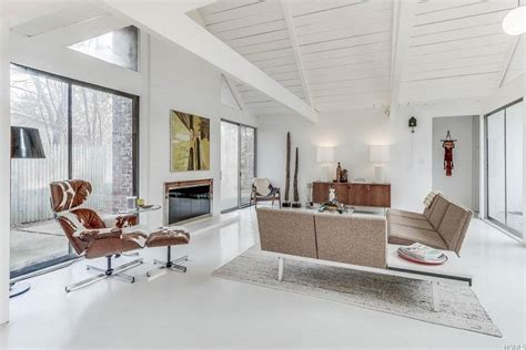 home design shows nyc rare east coast eichler home asking 490k shows off its