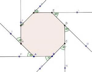 polygons and interior angles tutorial learning