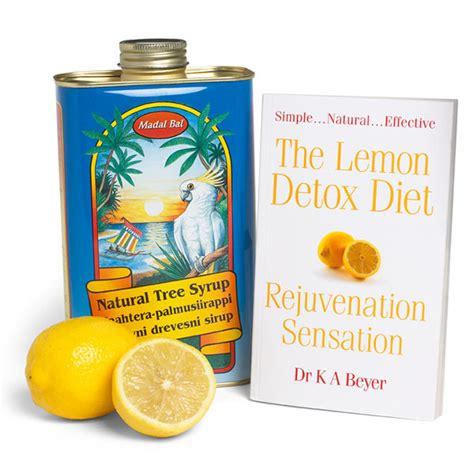 Madal Bal Detox Recipe by Madal Bal Lemon Detox 1000ml Dublin Nutri Centre