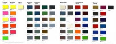 seattle powder coat colors amp textures